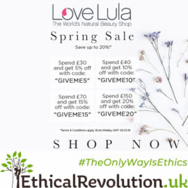 Love Lula Spring Sale Voucher