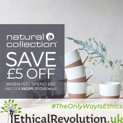 Natural Collection £5 Code
