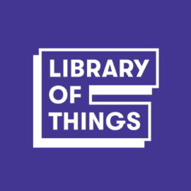 Crystal Palace Library of Things