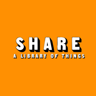 SHARE:Frome - A Library of Things